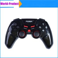apple gamepad controller - Hot sell TI Bluetooth Wireless Game gamepad Controller Joystick for Android IOS Apple Smart Mobile Phone Tablet PC