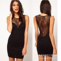 Wholesale Hot style in Europe and the nightclub bar lace sexy clothes