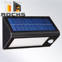 Wholesale Solar Power Outdoor Garden Wireless PIR Motion Sensor Security LED Light