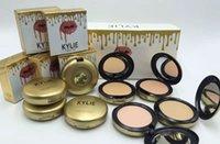 Wholesale kylie jenner face power Kylie face powder profession makeup Studio Fix Powder Plus Foundation press make up face powder colors