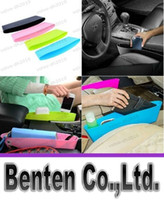 Wholesale Catch Catcher Box Caddy Car Seat Gap Slit Pocket Storage Organizer for auto LLFA