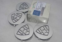 Wholesale 4pcs Car Styling Refitting Emblem Badge Wheel Center Hub Caps Accessory Decoration for Benz Maybach S400 S500 S600 W222