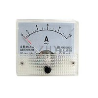 Digital Only Others Others Wholesale-Fine Tuning Dial Panel Ampere Meter AC 0-10A 85L1-A