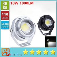 Wholesale Super Bright Led Car Fog Lamp Waterproof LM W CREE DRL Eagle Eye Light Daytime Running Reverse Backup Parking
