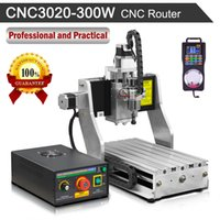 Wholesale Jingyan CNC3020 W Rouer Engraver Drilling milling Engraving Machine Wood PCB Hot Selling Axis Router Desktop Router Machine