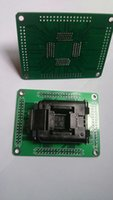 Cheap CLAMSHELL 0.4MMPITCH Best QFP  QFP128PIN