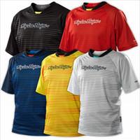 Wholesale Troy Lee Designs KTM TLD Moto Racing short T shirt sport jersey Motorcycle shirt MR23