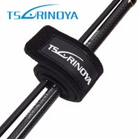 aluminum tie rod - Tsurinoya Lure Fishing Rod Belt Rod Strap Rod Tie Suspenders Fishing Accessories Fishing Tackle Rod Holder