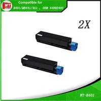 Wholesale OKI B401 Toner Cartridge Compatible for use in OKIdata B401 MB441 OEM No Page Yields