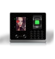 Wholesale Biometric Facial Fingerprint Time Attendance and Access Control Terminal