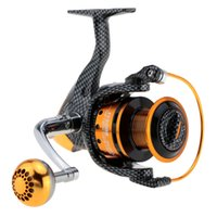 Wholesale Sea Fishing Reel BB TT2000 Right Left Hand Inter changeable Spinning Reel Front Drag Wheel