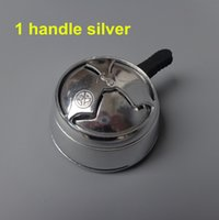 Wholesale pc aluminum shisha hookah bowl kaloud charcoal holder heat keeper