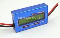 antenna analyzer - New Digital LCD For DC V A Balance Voltage RC Battery Power Analyzer Watt Meter Parts amp Accessories