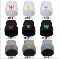 Beanie/Skull Cap active pet - 2016 Europe and the United States the new hot style poke go knitting hat poke pet elves hip hop hat