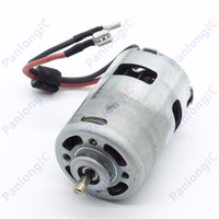 Wholesale High Torque High Power High Speed DC Brush Motor V W RPM Spindle Motor