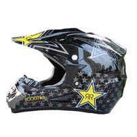 Wholesale Vcoros Rockstar skull style motorcycle helmet ATV Dirt bike downhill cross capacete da motocicleta cascos motocross off road helmets
