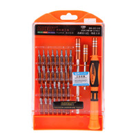 Wholesale Jakemy JM in Interchangeable Magnetic Screwdriver Kit Professional Screwdriver Hardware Screw Driver Repair Tools Set