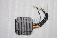 Wholesale Quality Guarantee Motorcycle Voltage Regulator Rectifier For DR125 S RG125 DR250S RD125LC MK1 TZR125