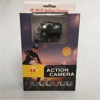 Wholesale Original Eken H9 Ultra HD K Video degrees Wide Angle Sports Camera inch Screen p fps Gopro hero action Camera like
