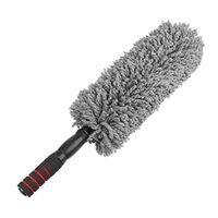 Wholesale Car Duster Microfiber Car Interior Exterior Detail Duster Auto Brush Bonus A Washcloth Long Extendable Handle
