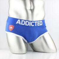 Wholesale 2016 hot Brands name cotton fashion sexy men s male boy trunks underpants underwear cuecas mens underware boxershorts briefs cheap for man
