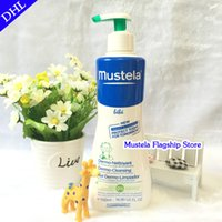 baby care products - baby bath newborn Mustela bebe Shower Gel shampoo Combo ml baby care products Hair and Body Wash Natural plant child Kids bather items