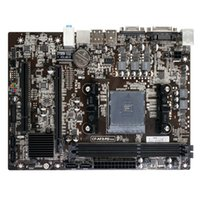 atx plate - Colorful Colorful C A68HM solid state version of the V15 motherboard APU FM2 AMD small plate