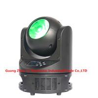 Vente chaude mini LED de lumière principale mobile 60W RGBW 4in1 faisceau super 15CH / 17CH avec CE RoHs