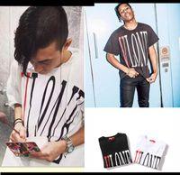 ape t shirts - New VLONE T Shirt Men Women Summer Cotton Hip Hop Skateboard VloneT shirts Palace Tee Short Sleeve APE Sup reme T Shirt Tops