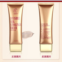 Wholesale QYF Sexy Beauty Invisible Stockings BB Day Cream Facial leg Sunscreen Pore Concealers Whitening Moisturizer Body Skin Care