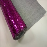 asia shoes - 2016 glitter wallpaper colors fabric for shoes bags hat