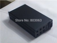 aluminum chassis - 1105 Full Aluminum Enclosure case Preamp box PSU chassis DIY AQ Amplifier Cheap Amplifier