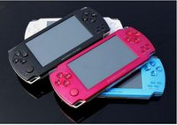 Wholesale brand new quot LCD screen TV Out handheld game player game full gb console MP5 player TV out and camera