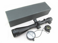 Wholesale Leupold Style Mark X50 Hunting Rifle Scope Mil dot illuminated Scope W Rings mm or mm