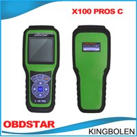 auto c code - OBDSTAR X x100 ProS OBD2 OBDII Auto Key programmer C model eeprom security code reader function obd2 diagnostic tool DHL Free
