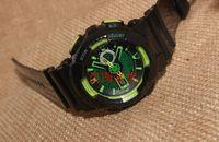 baby g digital watch - Popular Mens Sports Hiking Watches LED Digital Baby G Wristwatch G110 Waterproof Shock Watch All function Work