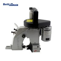 Wholesale GK26 Double needle double line sewing machines PP woven sack closer electrical portable sewing machine rice bag sealer V W