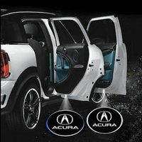 acura tl projector - 2 X th Gen car door Shadow laser projector logo LED light for ACURA ILX TSX TL RLX RDX MDX ZDX RL DL EL NSX CL CSX Integra