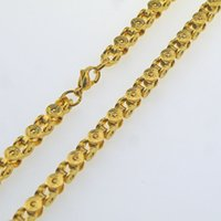 african jewelry stores - fashion jewelry stores stainless steel necklace width5M Car Aberdeen chain gold color