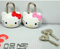Wholesale Lock Girl Gift Diary Book Secret Children Cartoon Padlock Travel Backpack Luggage Lock
