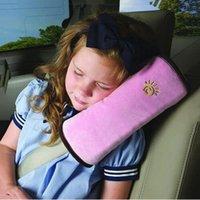Wholesale High Quality Children Car Seat Belts Pillow Color Random Delivery