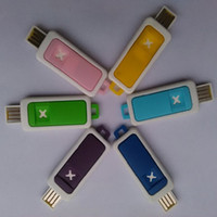 Wholesale DHL USB Aromatherapy Scented Oil Fragrance Diffuser SPA