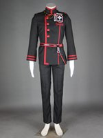 allen walker cosplay - D Gray man Cosplay Allen Walker cosplay costumes halloween costumes