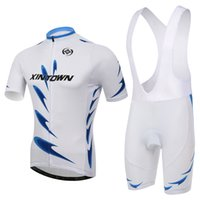 Wholesale Cycling Jersey Sets Strap Sets Fengling Short Sleeve Summer Breathable moisture absorption and perspiration Comfortable Fashion