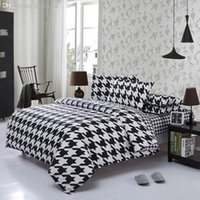 Wholesale NEW bedclothes HOME TEXTILE bed linen Sport strips BEDSHEET BEDDING SET Include Duvet Cover Bed sheet Pillowcase size