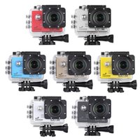 action sports brands - SJCAM Brand SJ5000X Elite WiFi K fps K30fps Gyro Sports DV inch LCD NTK96660 Diving m Waterproof Action Camera D3065