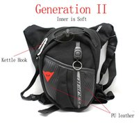Wholesale NEW Upgraded Version Drop Leg bag Motorcycle bag Knight waist bag outdoor package Multifunctional bag