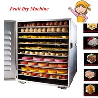 Wholesale Household Tray Stainless Steel Nuts Dry Machine Fruits and Vegetables Dehydration Drying Machine Pet Food Dryer