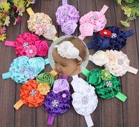 beautiful headdress flower - Length inch width inch kids fashion hair band baby hair band beautiful flowers cheap hair bands headdress