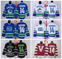 alexandre burrows - Vancouver Canucks Hockey Jerseys Alexandre Burrows Jersey Third Blue White Black Red th Alexandre Burrows Hockey jerseys